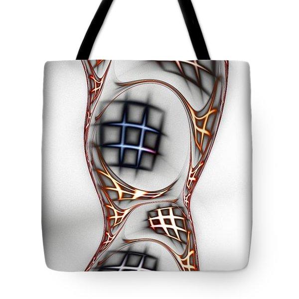 Mind Games Tote Bag by Anastasiya Malakhova
