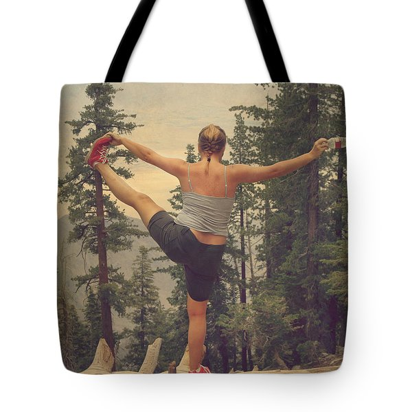 Mindbody Tote Bag by Laurie Search