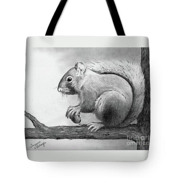 Mine Mine Mine Tote Bag by Suzanne Schaefer