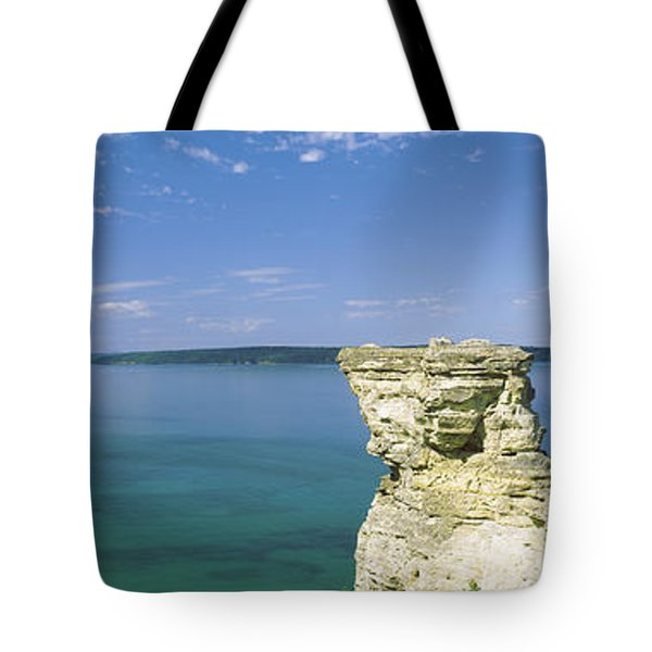 Miners Castle, Pictured Rocks National Tote Bag