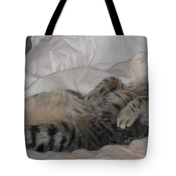 Ming With Slight Attitude Tote Bag