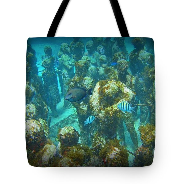 Mingling  Tote Bag by Halifax Artist John Malone
