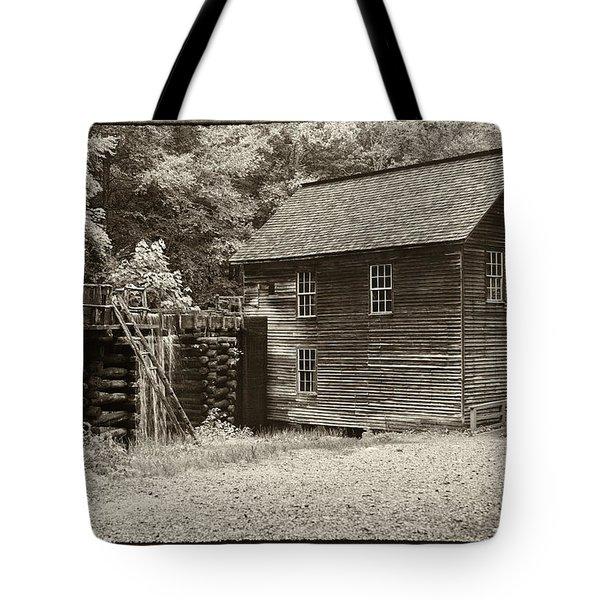 Mingus Mill Antiqued Tote Bag