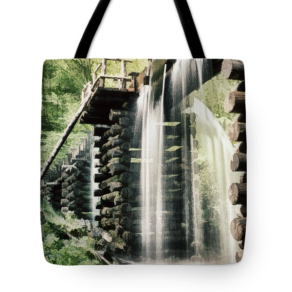 Mingus Mill Millrace Tote Bag