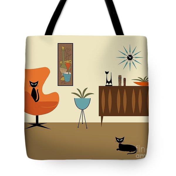 Mini Gravel Art 3 Tote Bag