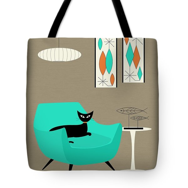 Tote Bag featuring the digital art Mini Gravel Art 7 by Donna Mibus