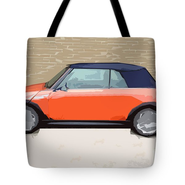 Mini Makeover Tote Bag by Bruce Stanfield
