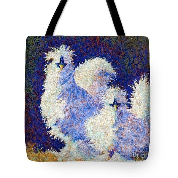 Mini Me Tote Bag by Tracy L Teeter