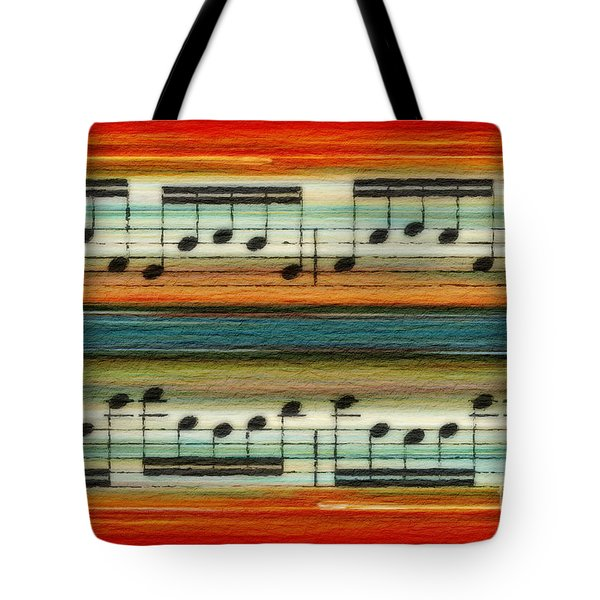 Tote Bag featuring the digital art Minimalist Motive 1 by Lon Chaffin
