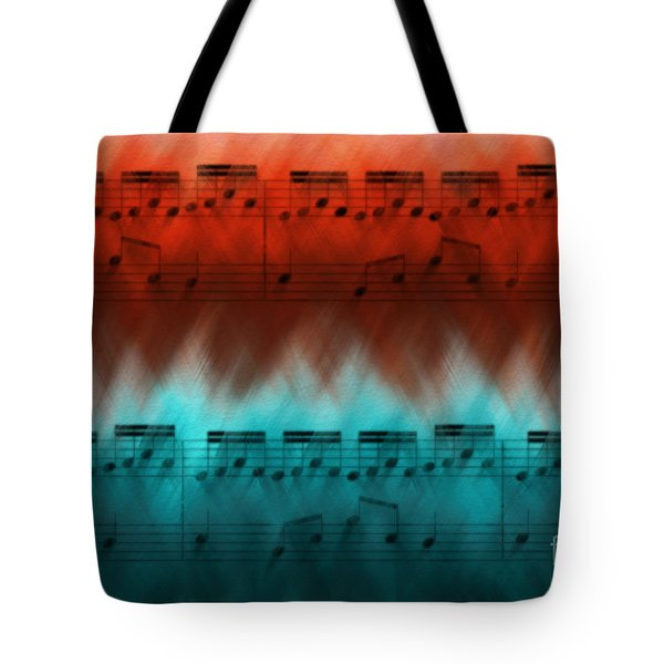 Tote Bag featuring the digital art Minimalist Motive 2 by Lon Chaffin