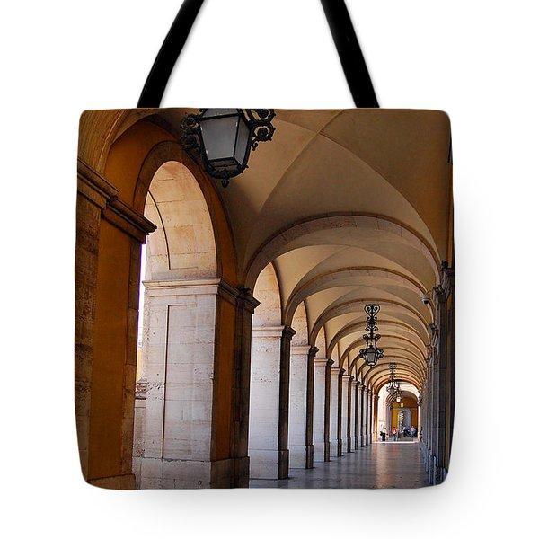 Ministerio Da Justica Tote Bag