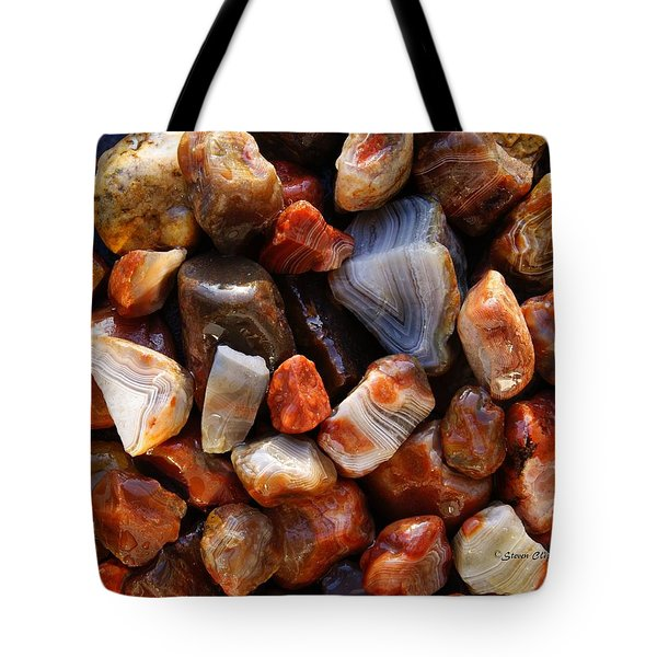 Tote Bag featuring the photograph Minnesota Gems by Steven Clipperton
