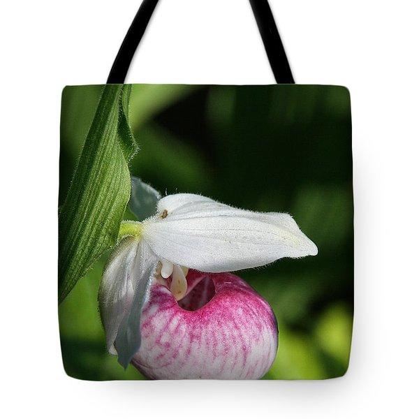 Minnesota's Wild Flower Tote Bag