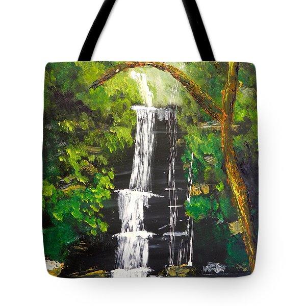Minnumurra Falls Tote Bag