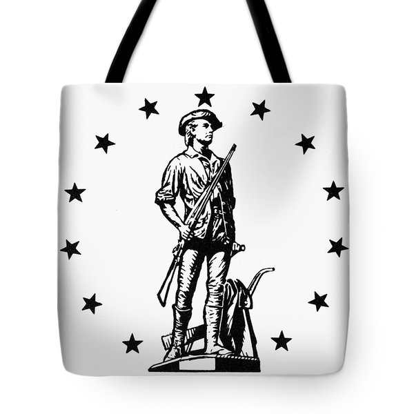 Minuteman Tote Bag by Granger