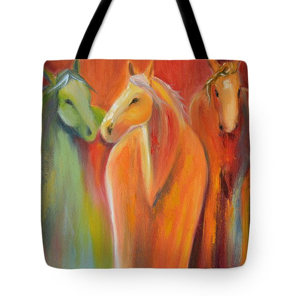 Mirage Tote Bag by Cher Devereaux