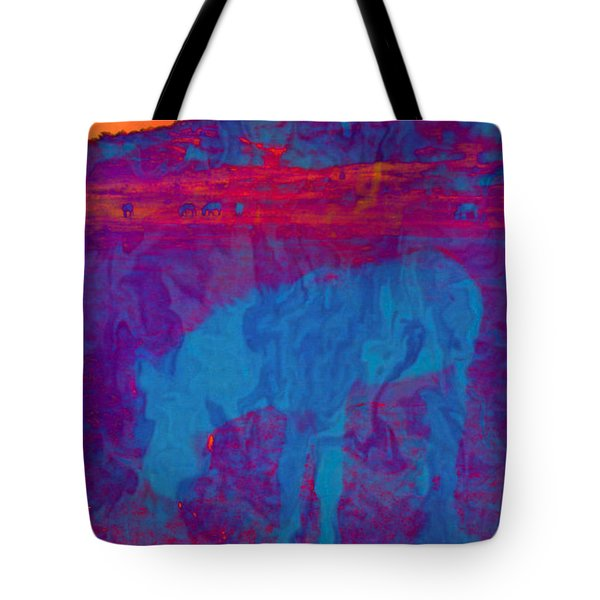 Mirage Tote Bag by Jan Amiss Photography