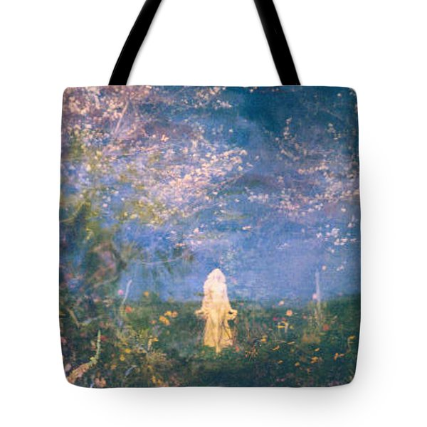 Tote Bag featuring the photograph Mirage by Judith Morris
