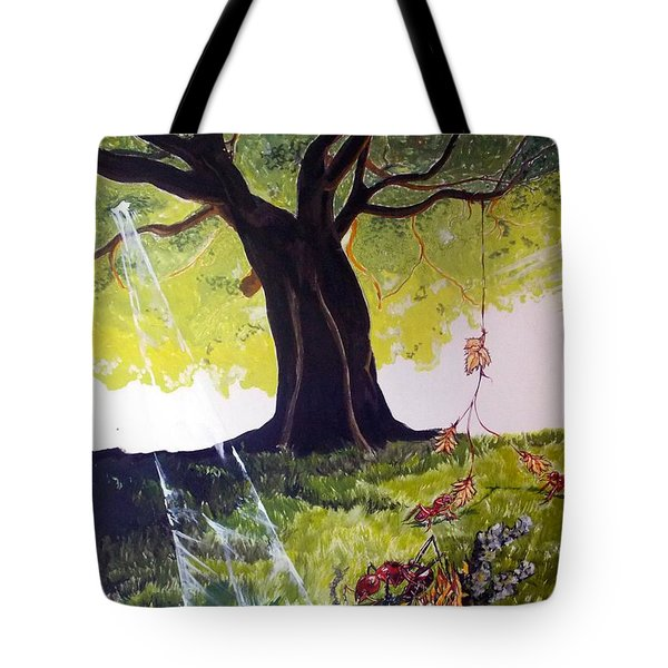 Mirage Of Lives  Tote Bag