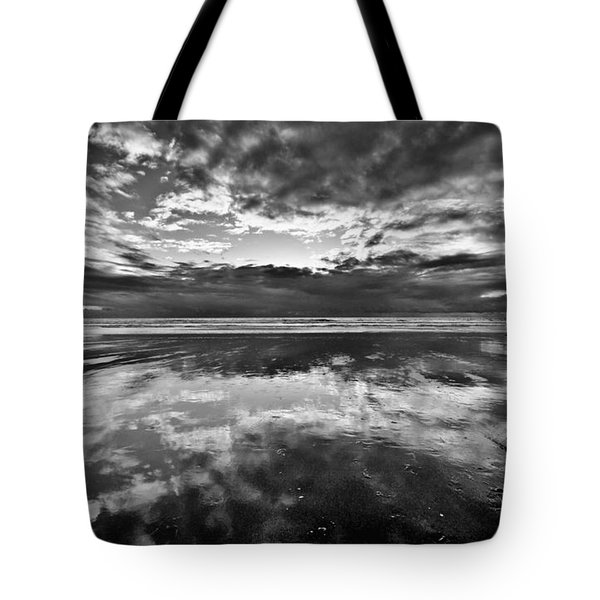 Mirror Explosion Tote Bag
