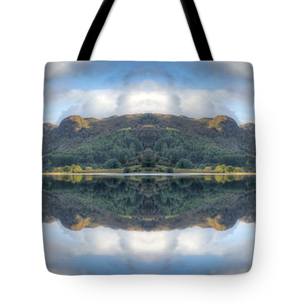 Mirror Lake Tote Bag by Adrian Evans