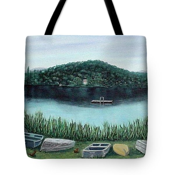 Mirror Lake Tote Bag