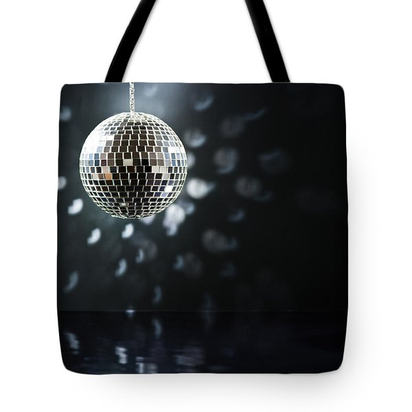 Mirrorball Tote Bag