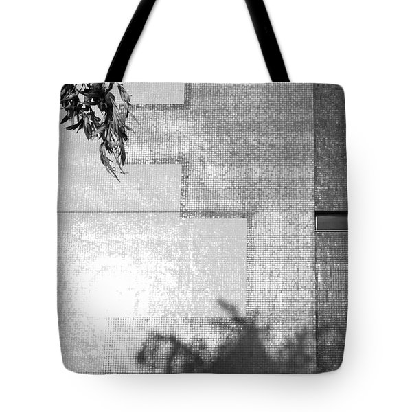 Mirrors 2009 Limited Edition 1 Of 1 Tote Bag