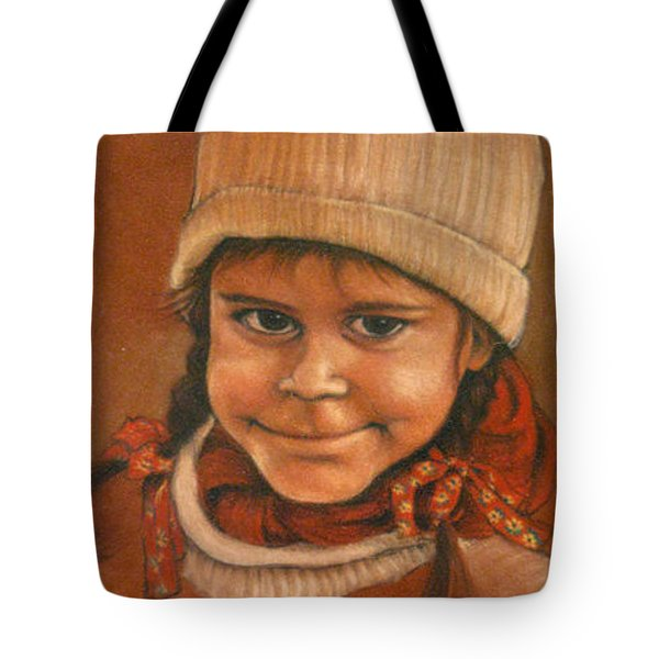 Mischief Tote Bag by Jani Freimann