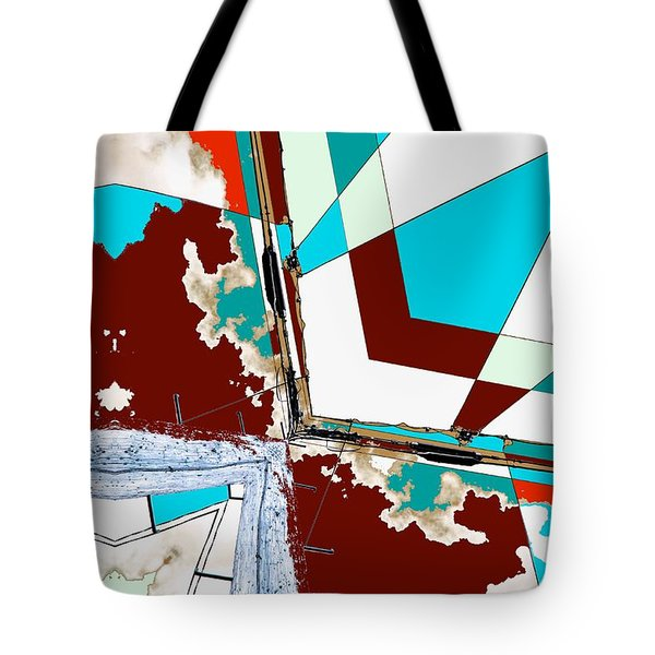 Miscommunications Tote Bag