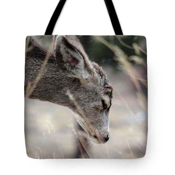 Misery Tote Bag