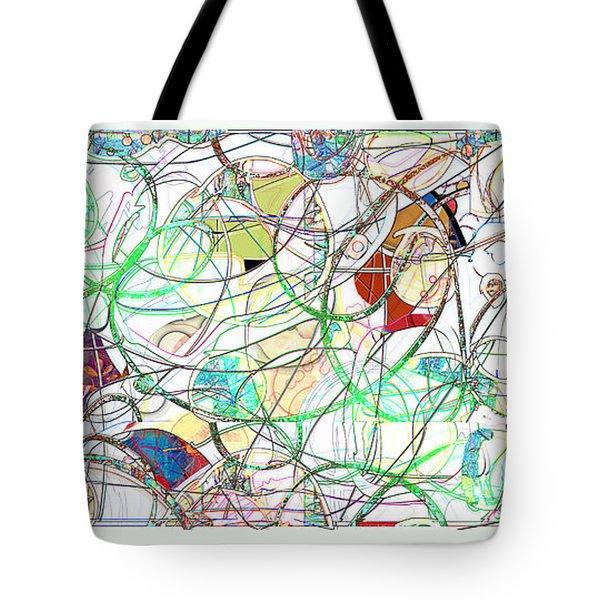 Mishagas Tote Bag by Gabrielle Schertz