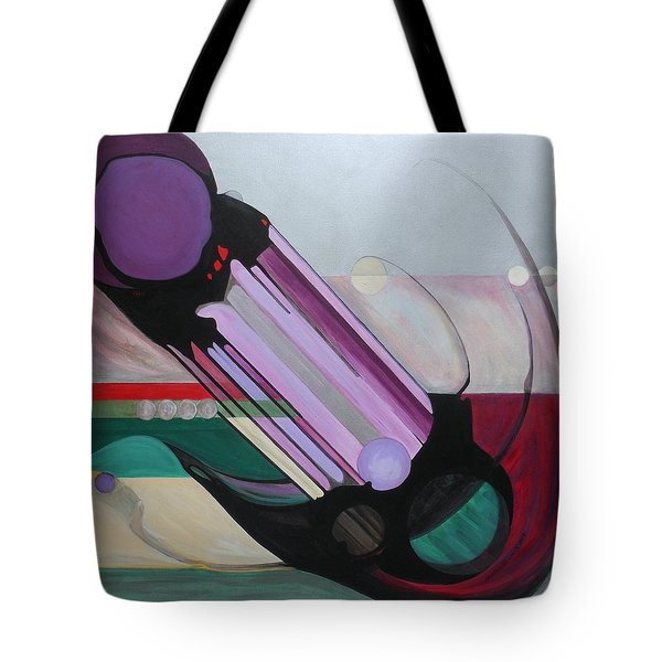 Misheberach Redux Tote Bag