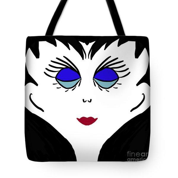 Miss Jones Tote Bag