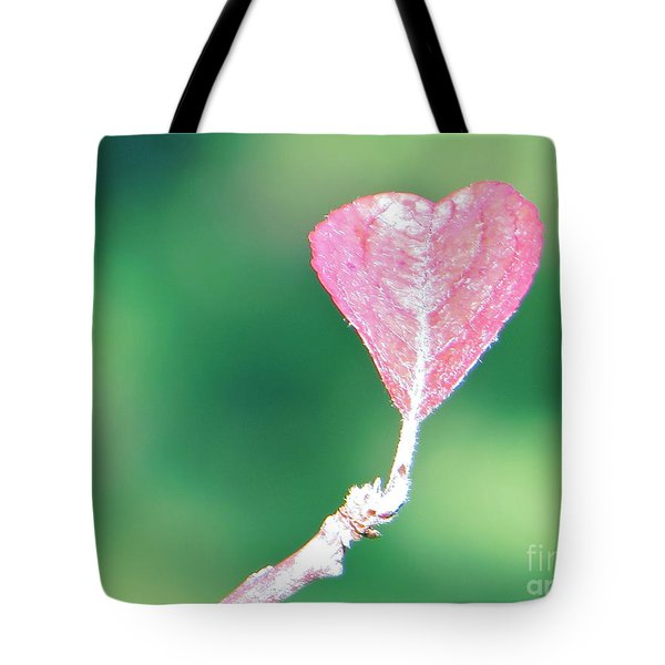 Miss Lonely Heart Tote Bag