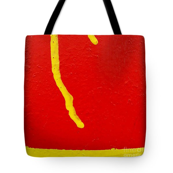 Tote Bag featuring the photograph Missile Command by CML Brown
