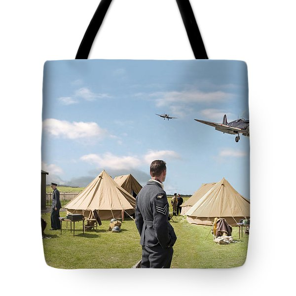 Missing Tote Bag by Pat Speirs