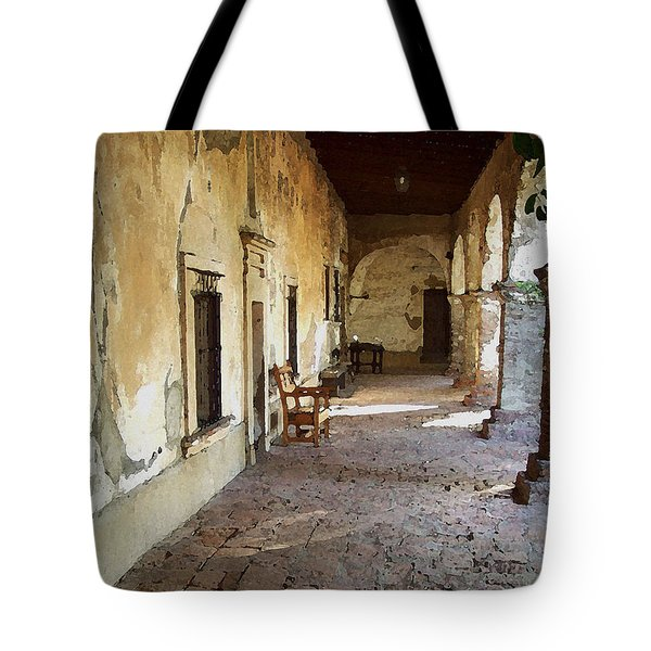 Mission 1 Tote Bag
