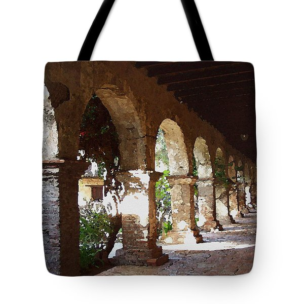 Mission 2 Tote Bag