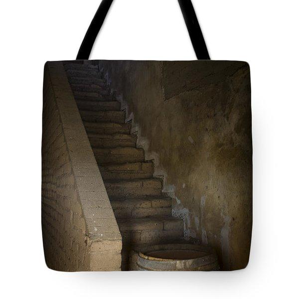 Mission San Antonio De Padua Jolon Ca Tote Bag