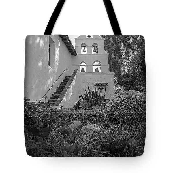 Mission San Diego De Alcala II Tote Bag