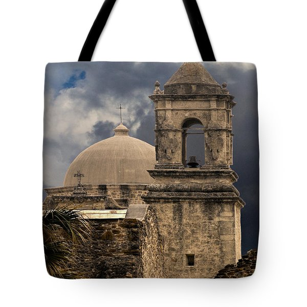 Mission San Jose II Tote Bag