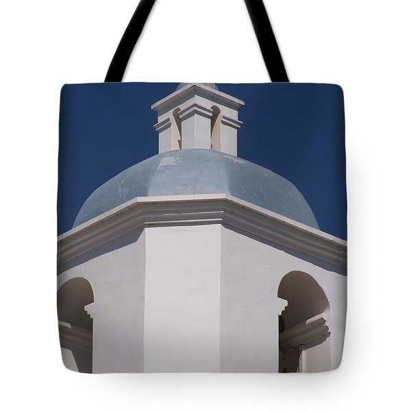 Mission Top Tote Bag