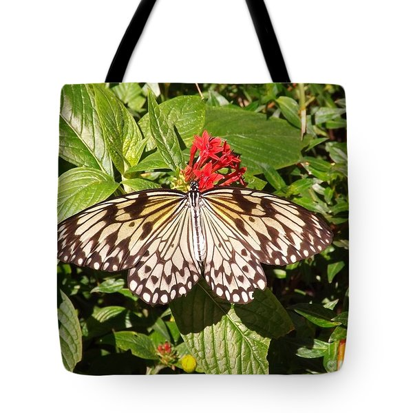 Missi's Butterfly Tote Bag