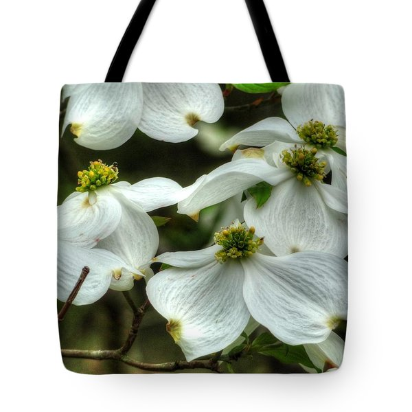 Tote Bag featuring the photograph Mississippi Dogwood II by Lanita Williams