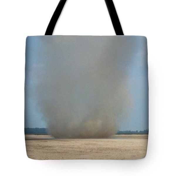 Mississippi Dust Devil Tote Bag
