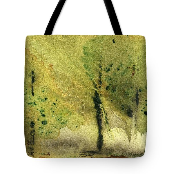 Mist And Morning Tote Bag