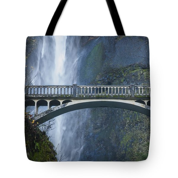 Mist And Stone Tote Bag