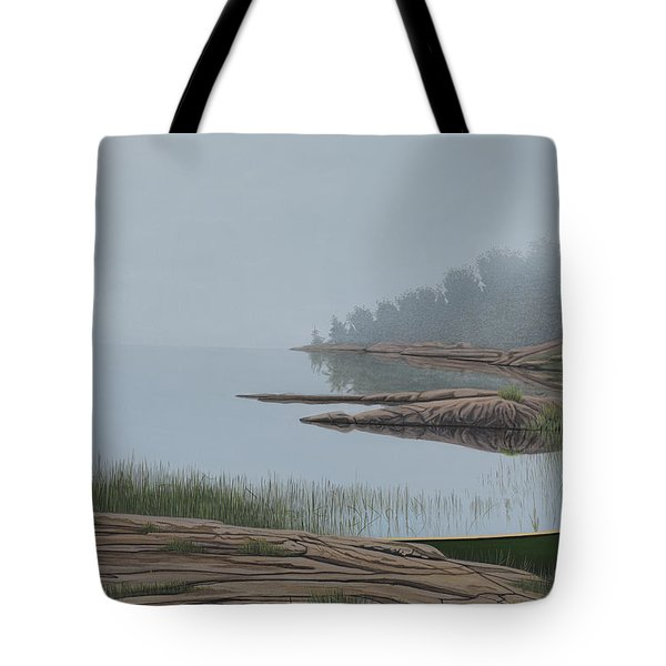 Mistified Tote Bag by Kenneth M  Kirsch