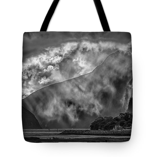 Misty Milford Tote Bag